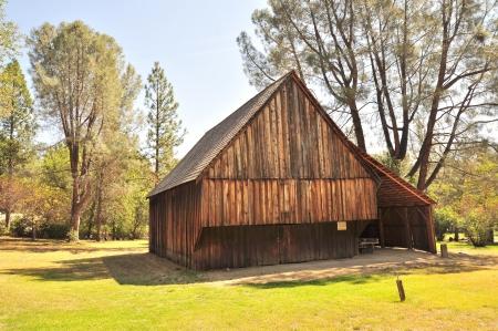 Historic Coyle-Foster Barn - Redding, California