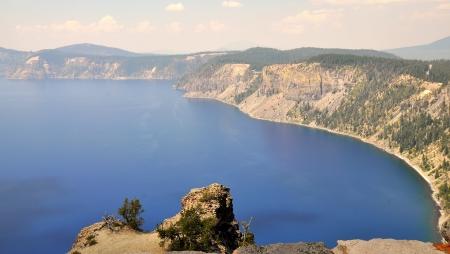 Crater Lake, Mount Mazama - Klamath County, Oregon