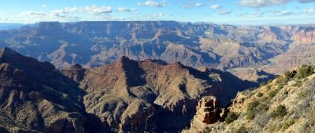 south rim: The Grand Canyon, Desert View, South Rim - AZ