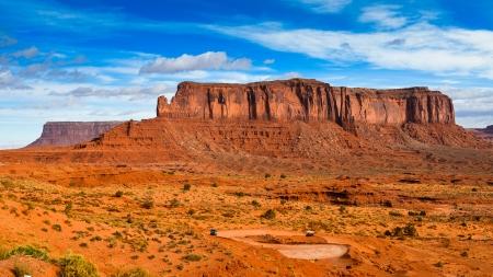 sentinel: Sentinel Mesa, Monument Valley - Navajo Tribal Park, Arizona