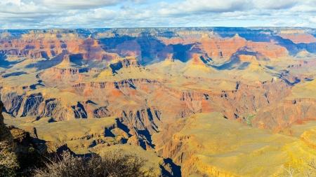 グランドキャニオン マザー ポイント - アリゾナ州南縁からの眺め