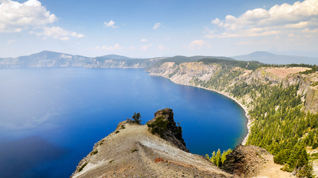 crater lake: Crater Lake - Oregon
