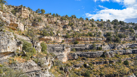 anthropological: Walnut Canyon - Flagstaff, Arizona