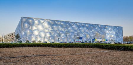 Beijing National Aquatics Center - Beijing, China