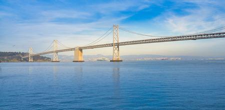 Western Section of San Francisco Oakland Bay Bridge