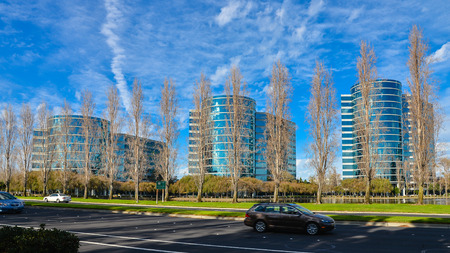 The Oracle Corporation  Redwood City CA