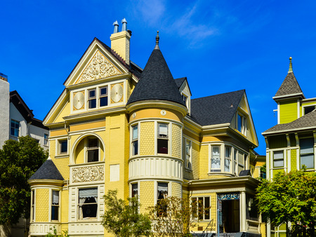 Victorian Home Pacific Heights San Francisco