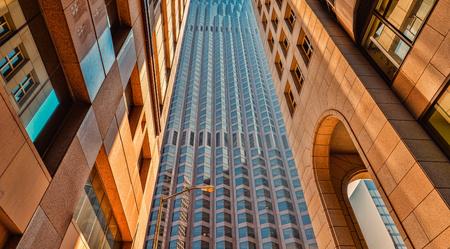 Old Bank of America HQ, San Francisco, California