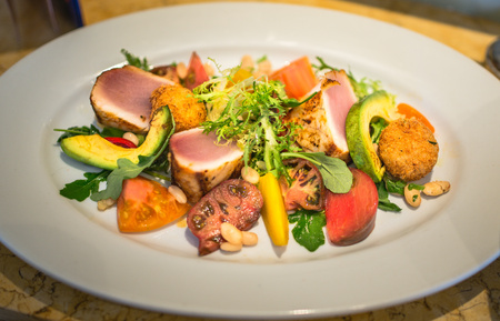 Food - Tombo Tuna Salad
