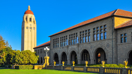 higher learning: Hoover Tower, Stanford University - Palo Alto, CA