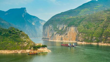 Qutang 渓谷、中国の最も美しい渓谷