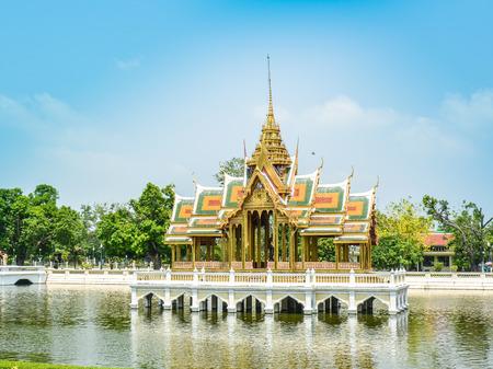 praya: Aisawan Dhiphya-Asana Pavilion - Ayutthaya, Thailand