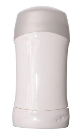 flacon isolated on white