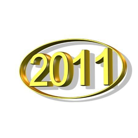 2011 Stock Photo - 7777935