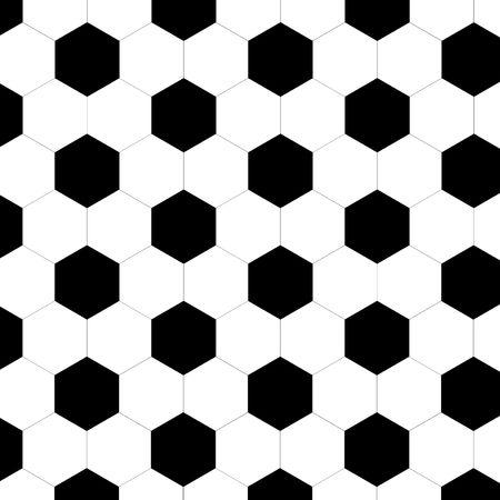 curve ball: Seamless football pattern