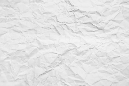 Wrinkled paper background Stock Photo