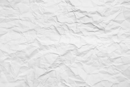 Zerknitterte Papierhintergrund