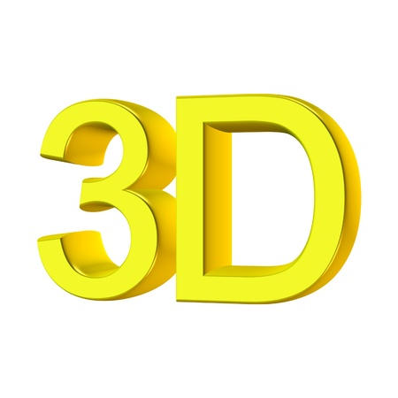 the third dimension: 3d word