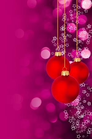 Arrière-plan de Noël Banque d'images