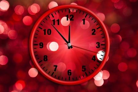 Clock Stock Photo - 11088796