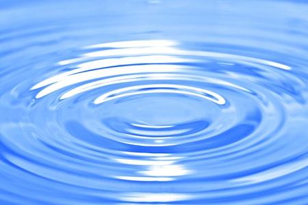 les projections d'eau