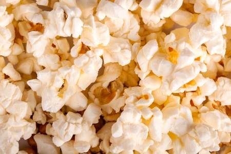 Popcorn background photo
