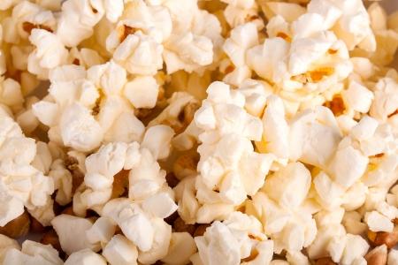 Popcorn background Stock Photo - 17890643
