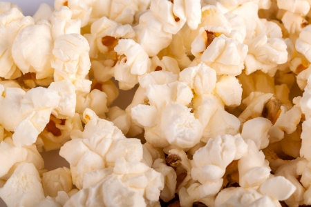 Popcorn background Stock Photo - 17890636