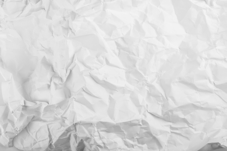 Wrinkled paper Stock Photo - 17890646