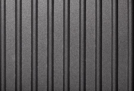 Black ridge metal Stock Photo - 18678592