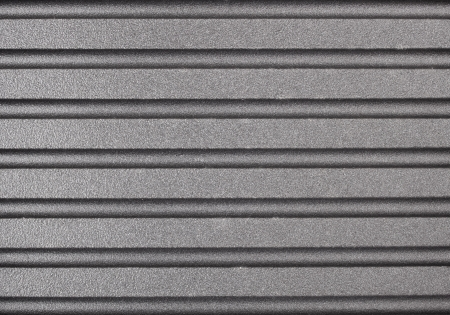 Black ridge metal Stock Photo - 18678596