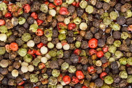 Colored Peppers Mix Stock Photo - 18678582