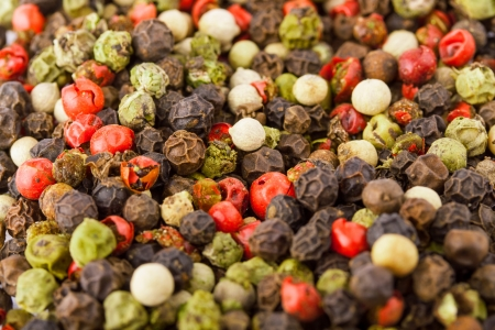 Colored Peppers Mix Stock Photo - 18678569