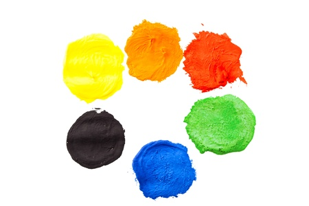Color paint Stock Photo - 20890021