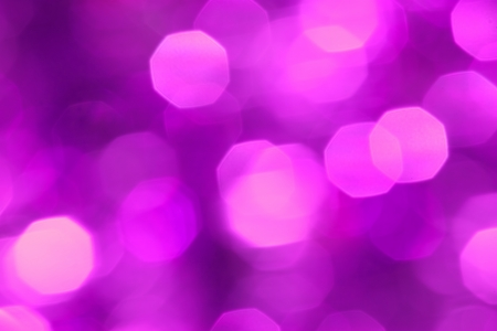 Defocused abstract pink christmas background photo