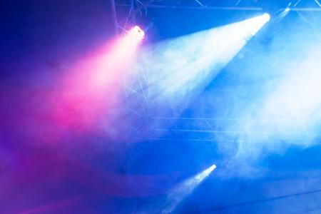 コンサート光のショー