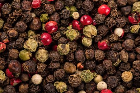 aromatický: Aromatický směs pepře Reklamní fotografie