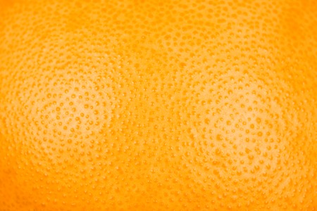 Close up of grapefruit or orange texture peel or zest..