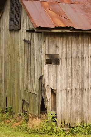 Rustic Old Barn Stock Photo - 3466523