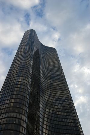 Lake Point Tower in Chicago, Illinois