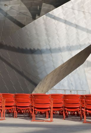Pritzker Pavilion Seating