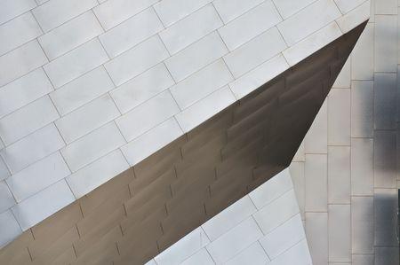 titanium: Titanium Roof Detail Editorial