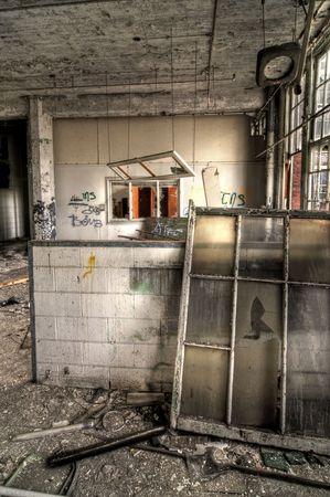 Abandoned Classroom Stock Photo - 4616666