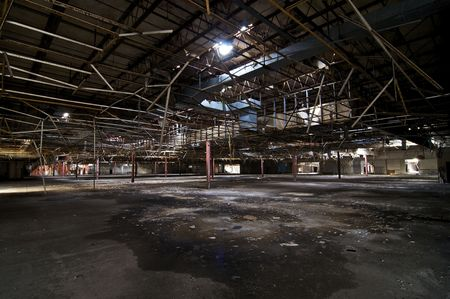 abandoned factory: Abandoned Department Store 2
