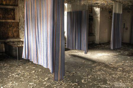 Hospital Curtains