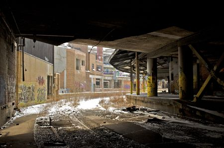 dreary: Collection of Abandoned Warehouses