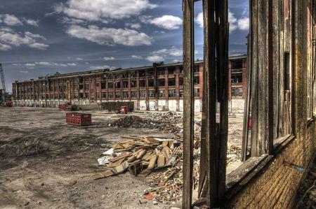 Abandoned School Stock Photo - 4828693