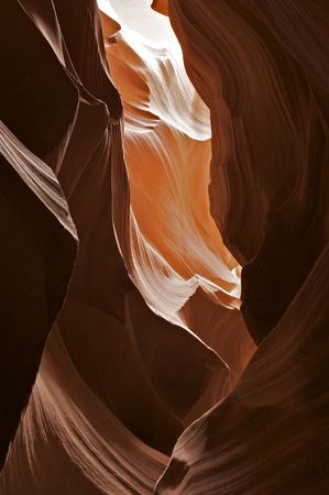 Upper Antelope Slot Canyon near Page, Arizona photo