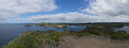 The New Zealand Coast near Tutukaka