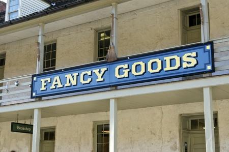 Tradiční značka v Harpers převozu, Západní Virginie Redakční